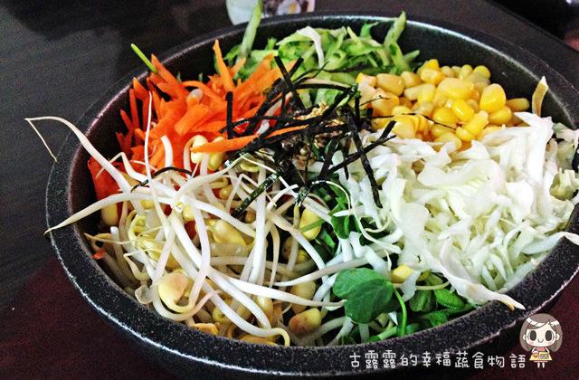 [台北] 還沒營業就進去等吃「蔬香素食」