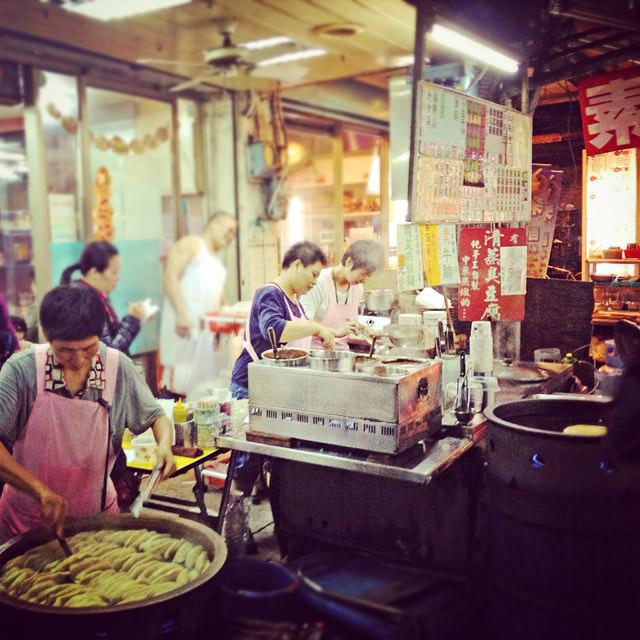 [台北] 銅板美食淨光素食(更名祥緣素食)圖書館步行OK!近士林捷運
