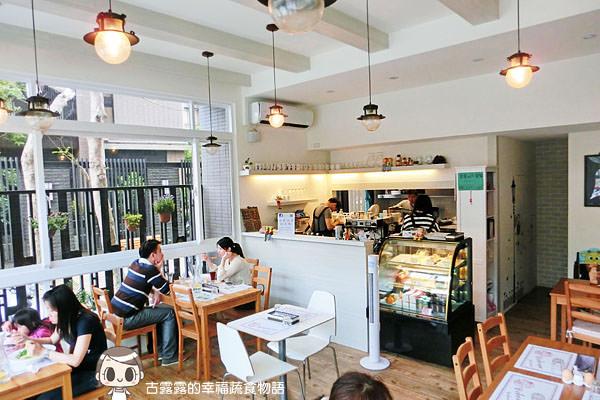 [台北] 鄉村風餐廳咖啡館.北投「田園蔬集」(改為奇岩棧