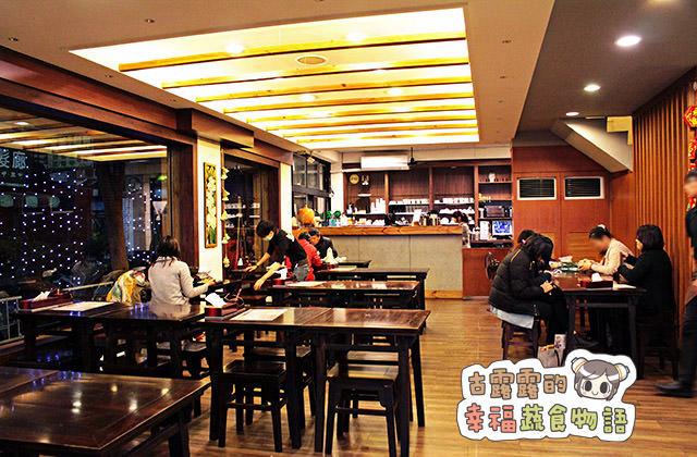 [台中] 熱浪島南洋蔬食茶堂 新奇的中國典雅 南洋風味餐廳