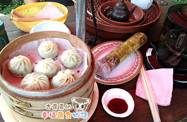 [台北] 貓空寒舍茶坊,這是一篇亂泡茶的食記