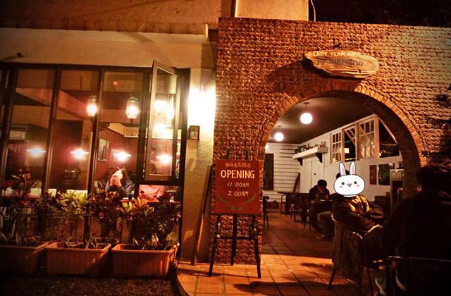 [新北] 去年在馬倫巴 CAFÉ 隱藏版貝果?淡水老街 (葷素