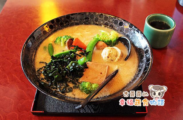[台中] 釜喜屋拉麵店|夠水準的道地日式風味