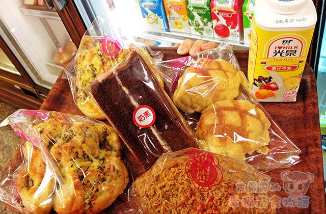 [新北] 億香素食烘焙.享受麵包的美味|蘆洲