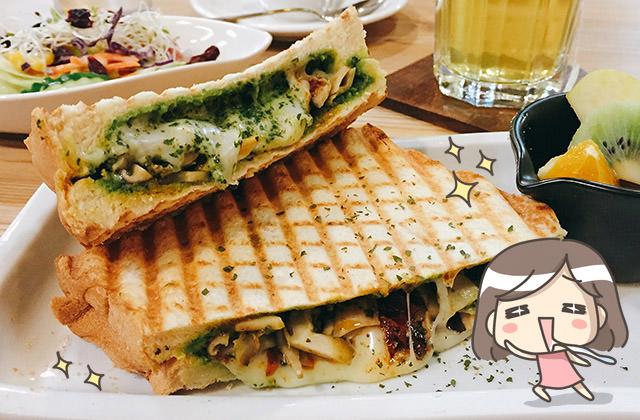 [新北] 法諾米珈琲蔬食廚房|原 喬得咖啡蔬房|新莊