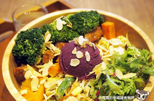 [台北] 元禾食堂Flourish|讓人迷戀的無奶蛋料理 (甜點推薦