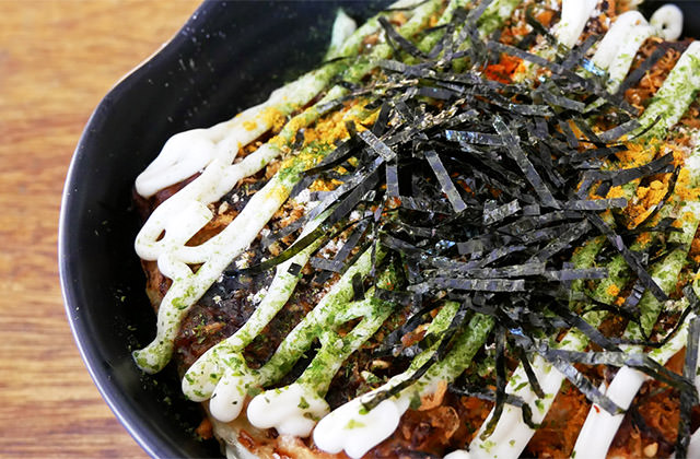 [高雄] 天之御草食|素食大阪燒 丸子燒 炒麵 丼飯|近捷運 (影音