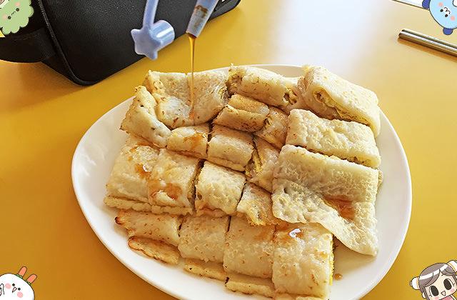 [台東] 蜜蜜蔬食早午餐|中西式早午餐 古早味手工糊蛋餅