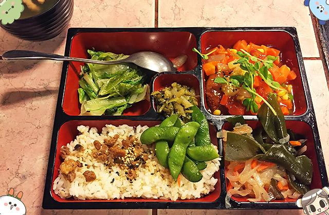 [台北] 和禧素食坊 風味料理選擇多|捷運關渡站 關渡碼頭 (影音