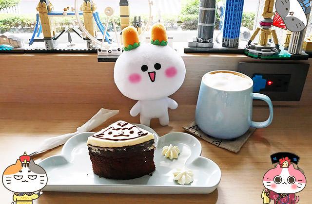 [新北] 貓草甜點手作|療癒人心貓主題咖啡廳 下午茶 店貓