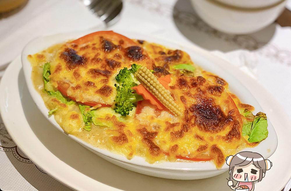[台北] 富樂緣蔬食烘焙|吃飽好逛街!世貿 101百貨 信義商圈蔬食