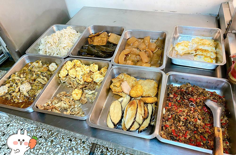 [台南] 菩提園素食館|傳承20年的家常滋味 中式料理 自助餐