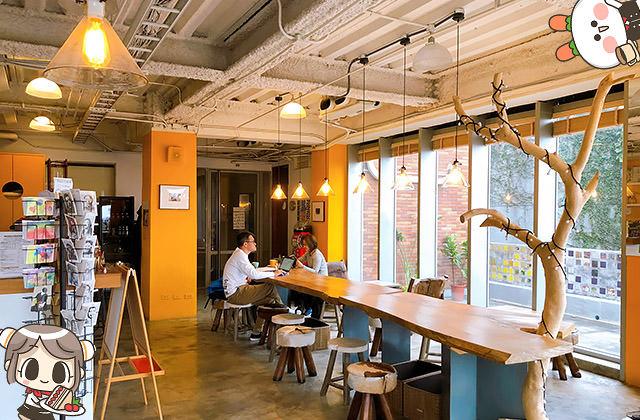 [台北] 爐鍋咖啡 Luguo Cafe 關渡美術館貳樓|戶外露台遼闊美景