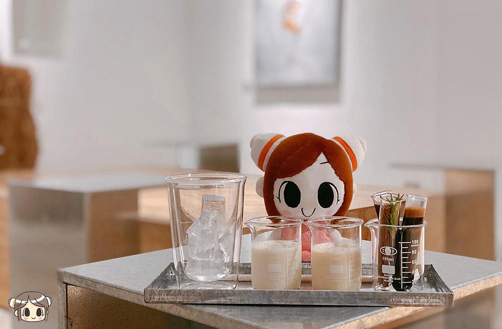 [台北] 植物奶風潮!IN LAB 主題策展 質感咖啡廳|實驗趣味alpro植物奶