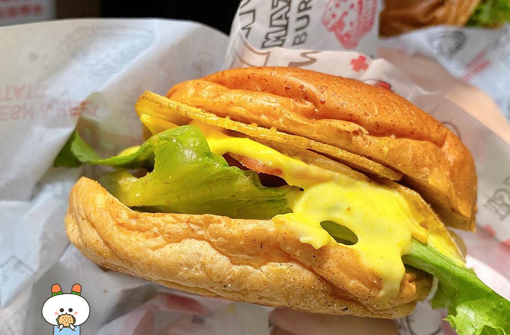 [台中] 蔬食漢堡新體驗!一中街 維吉堡 Veggie burger|北平店能客製漢堡