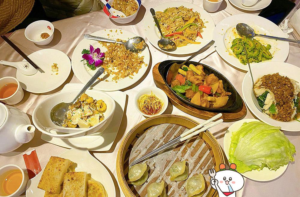 [台北] 一桌美食滿滿享受|北平金廚新蔬食料理 創意料理|天母
