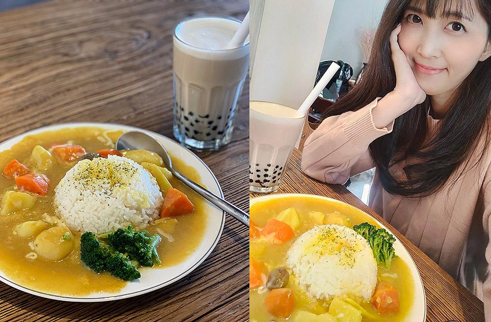 [宜蘭] 花草系咖啡廳〔享家時刻〕蔬食 下午茶。傳藝中心咖啡廳