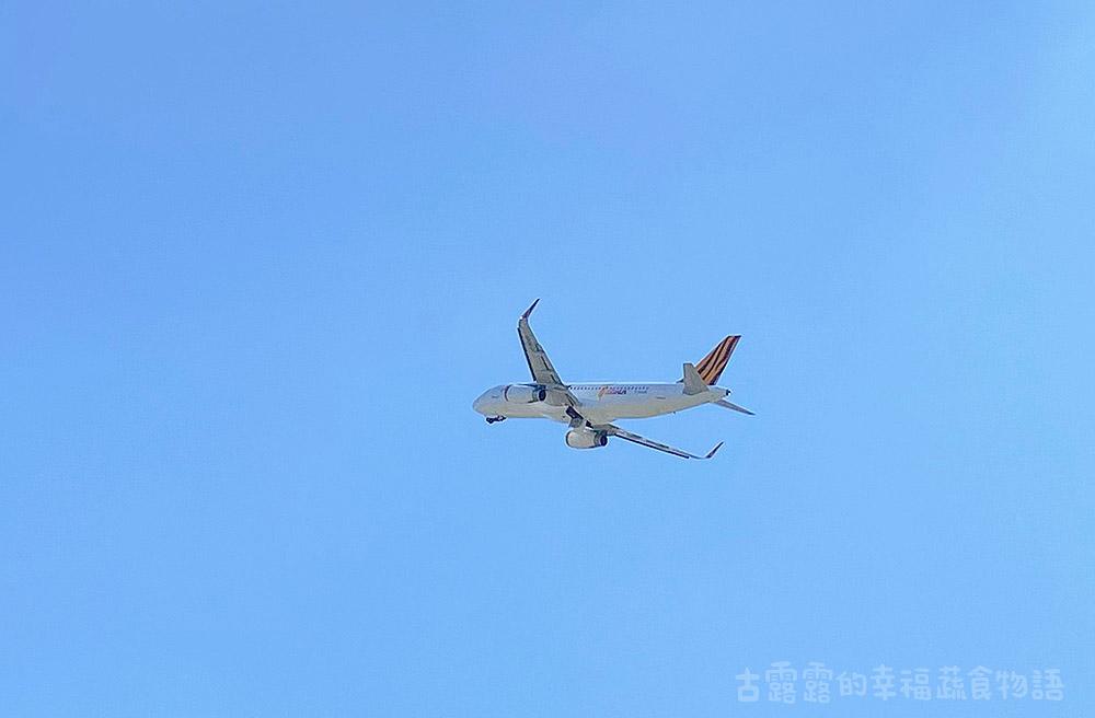 [台北] 空軍一號咖啡廳,喝咖啡看飛機 (將拆除