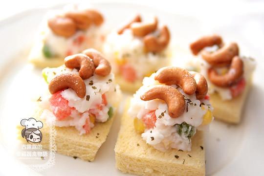 ... 做點心~2道簡易美味食譜.沙拉輕食 + 下午茶餅乾