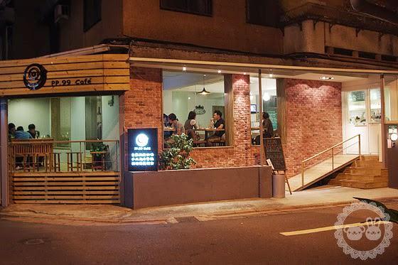 [台北] 品品99 咖啡輕食 蔬食咖啡店 美式素食 (已歇業