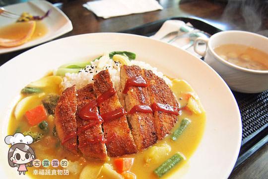 [台北] 靜靜的享受早午餐 亞蘿瑪咖啡屋|天母蔬食餐廳 (已歇業