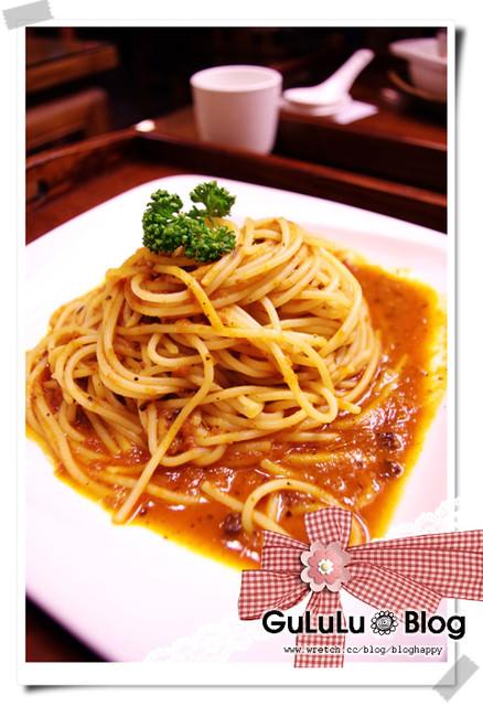 [台北] 古色古香 浣花草堂|平價中國風養生餐廳 (2013.06 補照