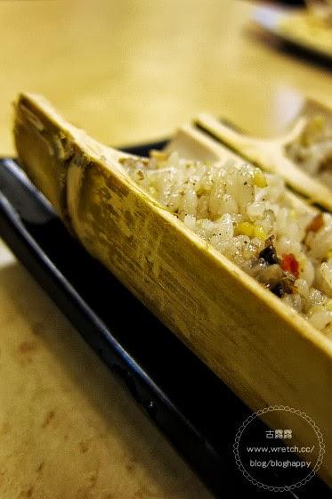 [新北] 烏來阿春美食店|特色料理竹筒飯、原住民風情泡湯勝地 (葷素