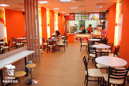 [台北] 另類素食Subway?Easygoing 輕鬆食蔬食全穀堡 (已歇業